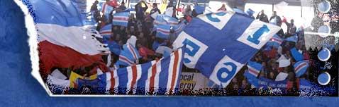 Foto: FC Hansa Fans im Stadion