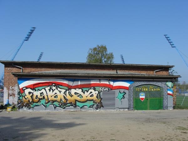 Graffiti-Projekt Platzwartanlage Foto 11