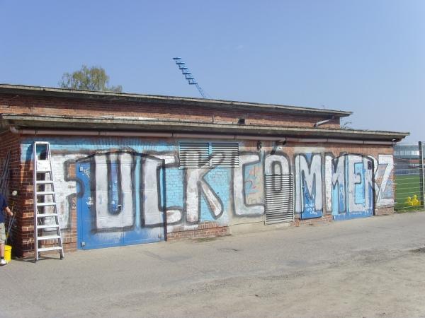 Graffiti-Projekt Platzwartanlage Foto 02
