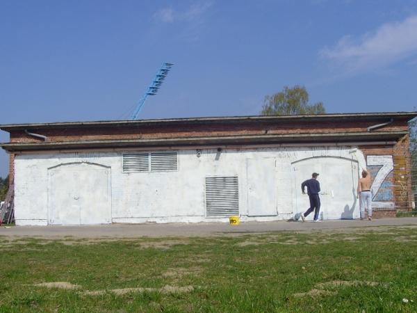 Graffiti-Projekt Platzwartanlage Foto 03