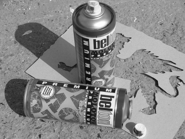 Graffiti-Projekt Platzwartanlage Foto 04