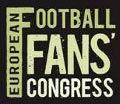 Logo europäischer Fußballfankongress