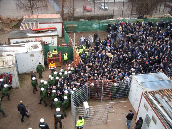 FC St. Pauli gg. FC Hansa Rostock 04