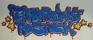 Startbild Graffiti-Logo