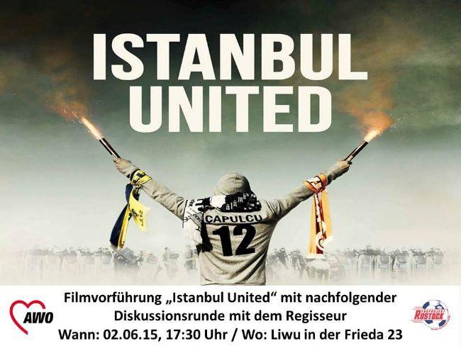 Flyer Istanbul United