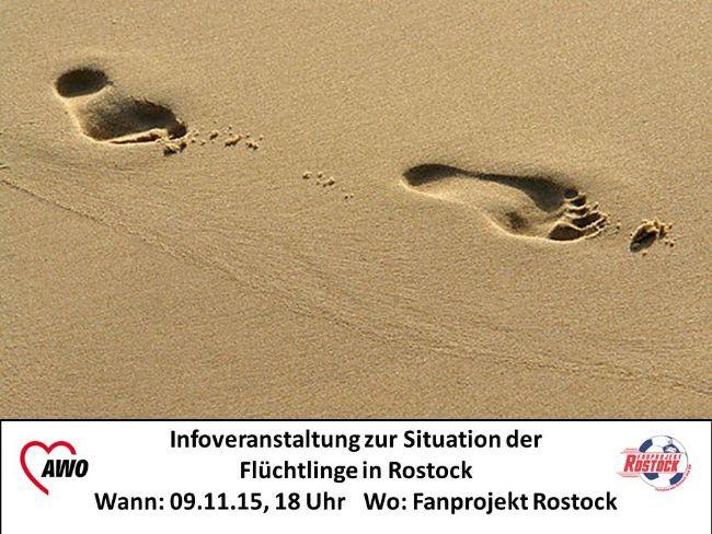 Flyer Infoveranstaltung